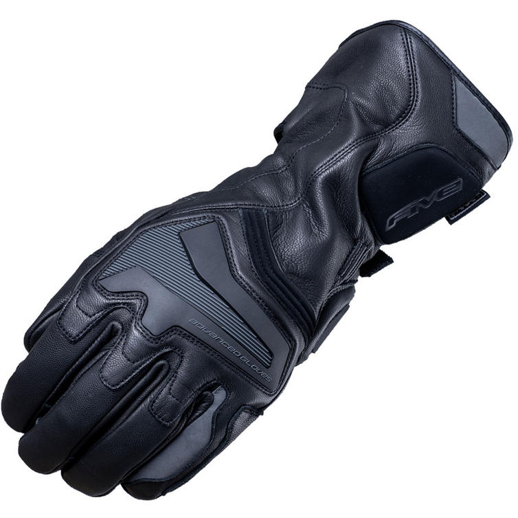 Five WFX State WP Leather Motorcycle Gloves