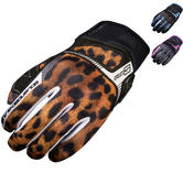 Five RS3 Replica Ladies Motorcycle Gloves