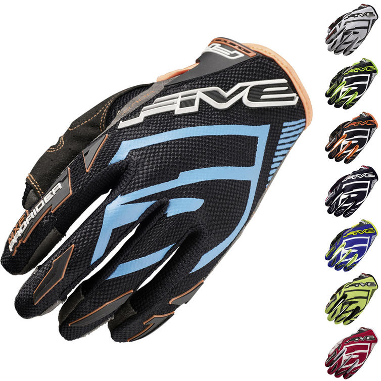 Five MXF Pro Rider S Motocross Gloves