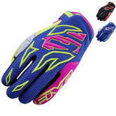 Five MXF3 Kid Motocross Gloves