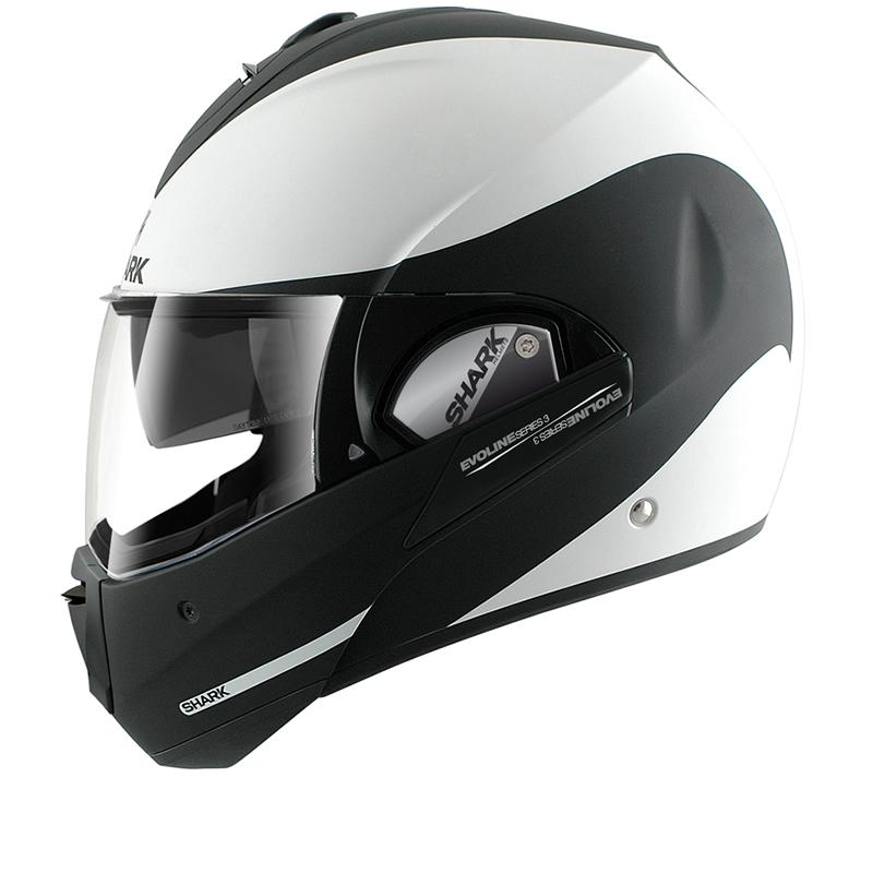 shark evoline series 3 haka mat motorcycle helmet flip front helmets. Black Bedroom Furniture Sets. Home Design Ideas