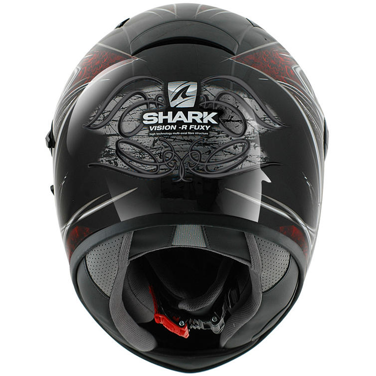 shark vision r fuxy mat motorcycle helmet full face helmets. Black Bedroom Furniture Sets. Home Design Ideas