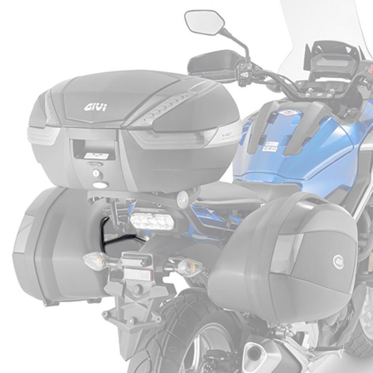 Givi Monokey Side Pannier Rack Honda NC750S / NC750X (16-18) (PLX1146)