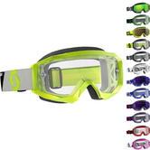 Scott Hustle X MX Motocross Goggles