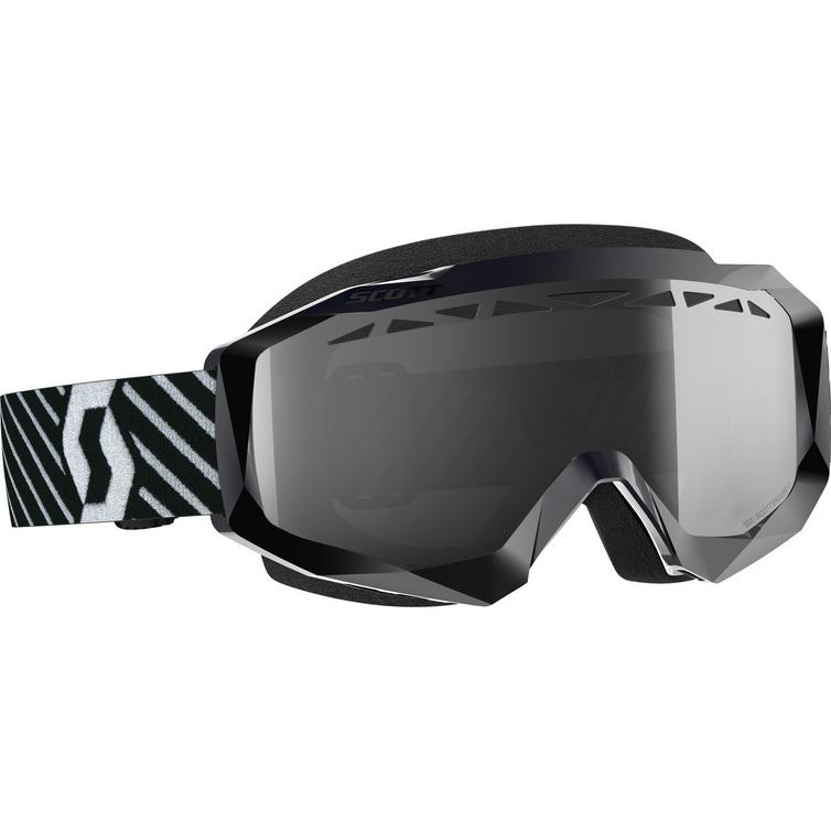 Scott Hustle X MX Enduro LS Motocross Goggles