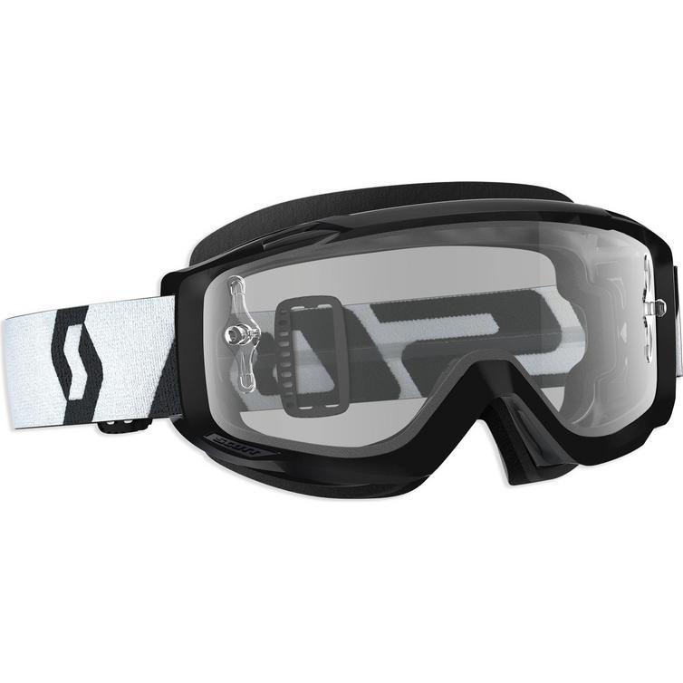 Scott Split OTG WFS Motocross Goggles