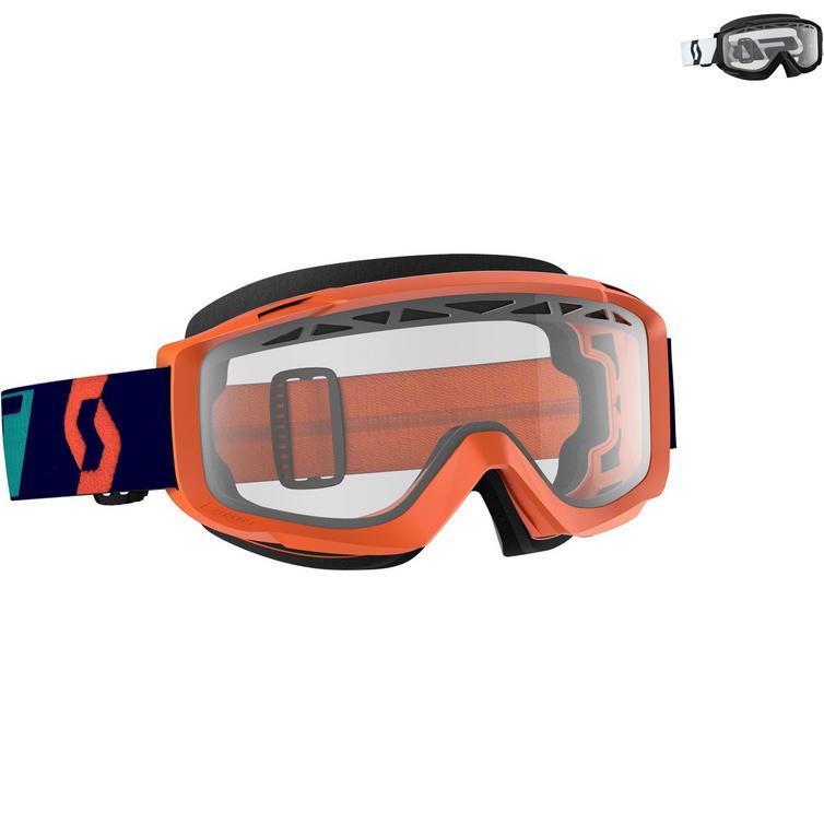 Scott Split OTG Enduro Motocross Goggles