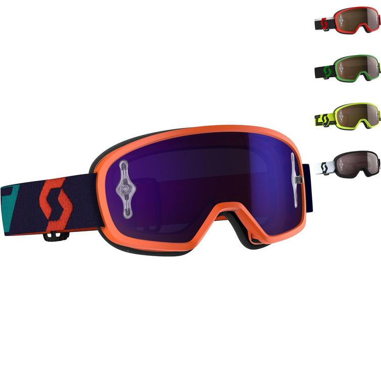 Scott Buzz MX Pro Junior Motocross Goggles
