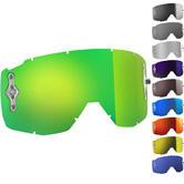 Scott Hustle Tyrant Split Goggle Single Works Lens