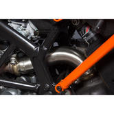 Scorpion De-Cat Catalyst Removal Pipe - KTM Duke 125 - 2017 - 2018