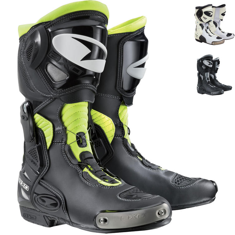 Axo Aragon Motorcycle Boots