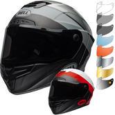 Bell Race Star Surge Motorcycle Helmet & Visor