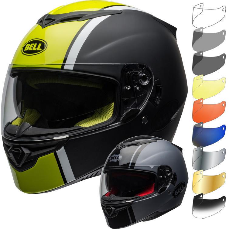 Bell RS-2 Rally Motorcycle Helmet & Visor