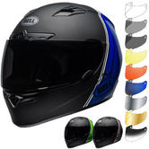 Bell Qualifier DLX MIPS Illusion Motorcycle Helmet & Visor