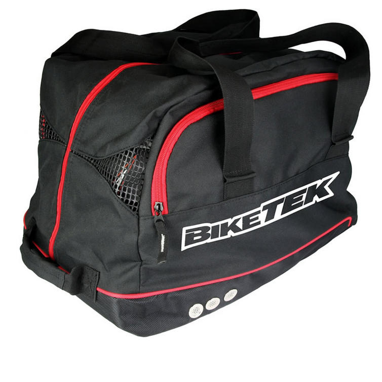 BikeTek Motorcycle Helmet Kit Carrier Bag