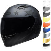 Bell Qualifier Honor Motorcycle Helmet & Visor