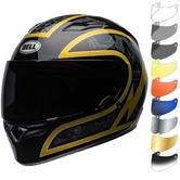 Bell Qualifier Scorch Motorcycle Helmet & Visor