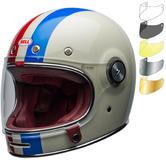 Bell Bullitt Command Motorcycle Helmet & Visor
