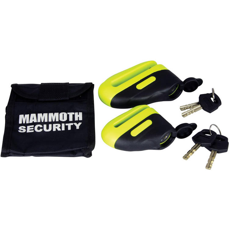Bike It Mammoth Blast Disc Lock