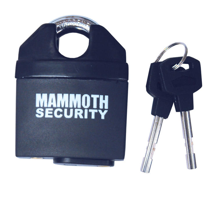 Bike It Mammoth Shackle Lock