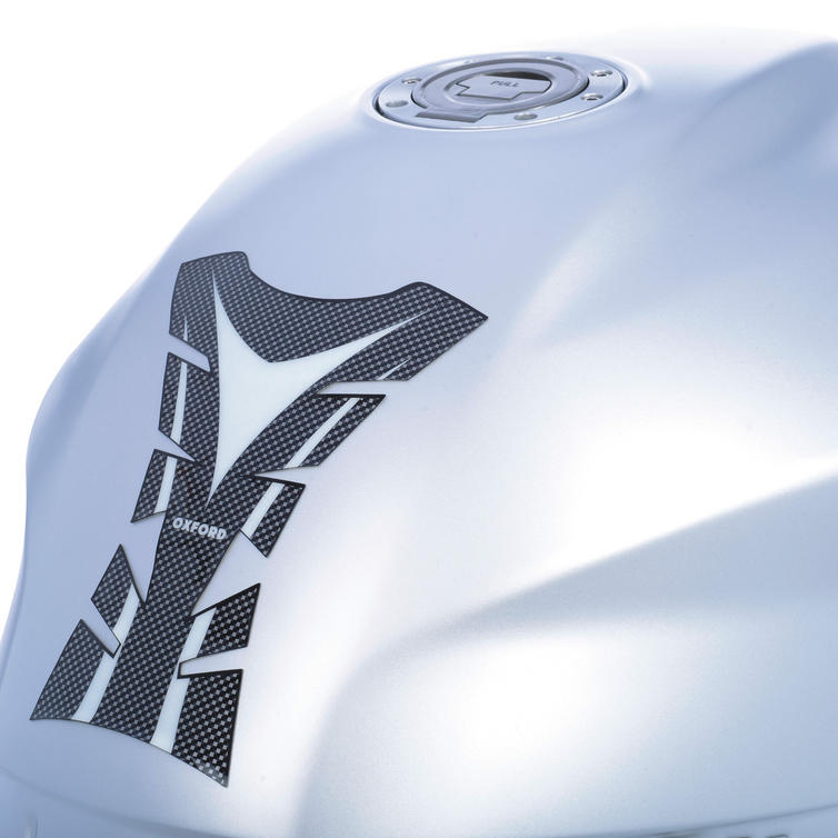 Oxford Glowz Motorcycle Tank Protector