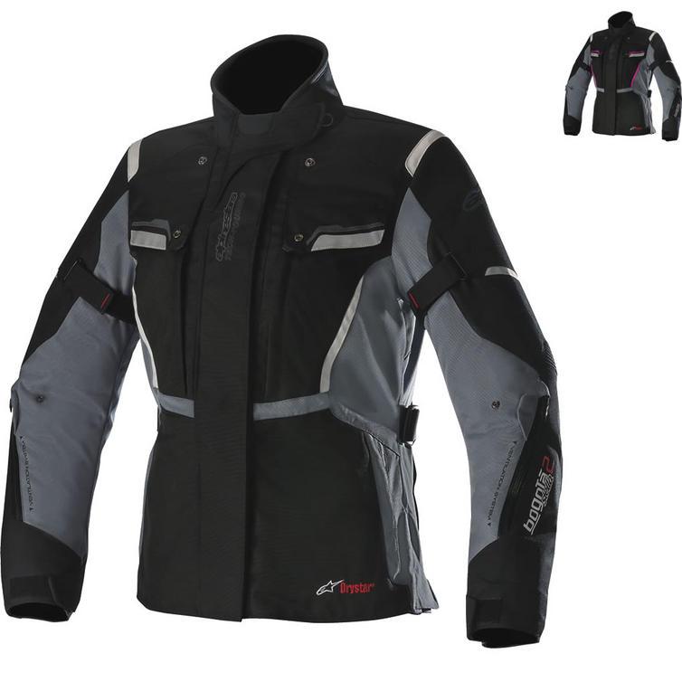 Alpinestars Stella Bogota v2 Drystar Ladies Motorcycle Jacket