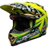 Bell Moto-9 Flex Tagger Mayhem Motocross Helmet