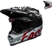 Bell Moto-9 Flex Fasthouse WRWF Motocross Helmet