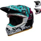 Bell Moto-9 Flex Seven Zone Motocross Helmet