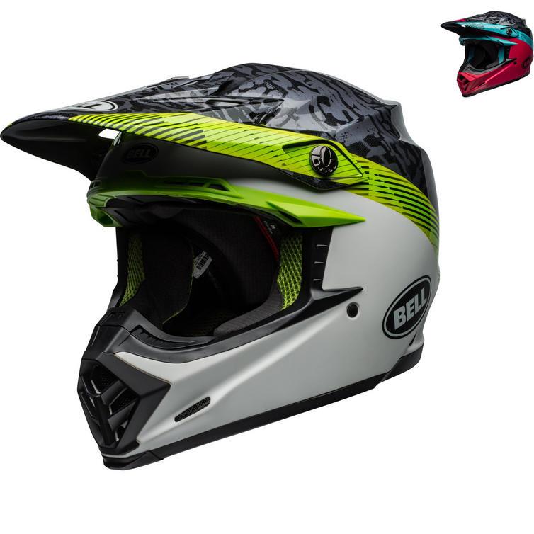 Bell Moto-9 MIPS Chief Motocross Helmet