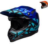 Bell Moto-9 MIPS Tremor Motocross Helmet