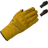 Merlin Catton Outlast Wax Leather Motorcycle Gloves