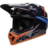 Bell MX-9 MIPS Seven Ignite Motocross Helmet