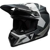 Bell MX-9 MIPS Seven Battleship Motocross Helmet