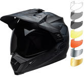 Bell MX-9 Adventure MIPS Stealth Dual Sport Helmet & Visor