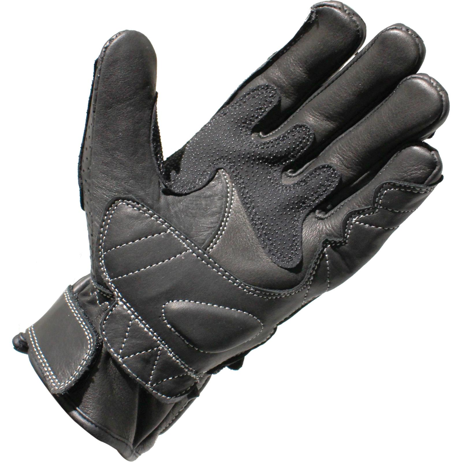 Agrius Ambush Short Motorcycle Gloves