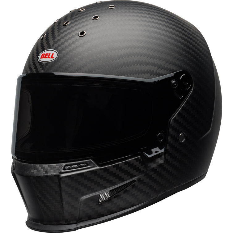 Bell Eliminator Carbon Motorcycle Helmet