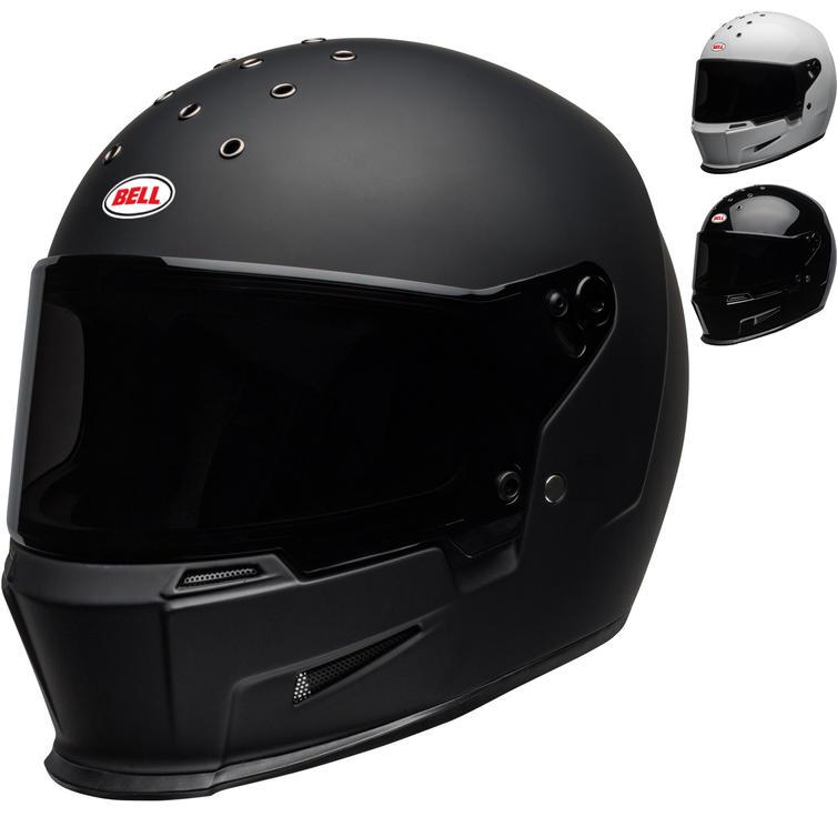 Bell Eliminator Solid Motorcycle Helmet