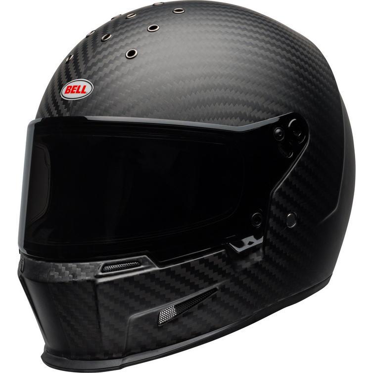 Bell Eliminator Carbon Motorcycle Helmet & Visor