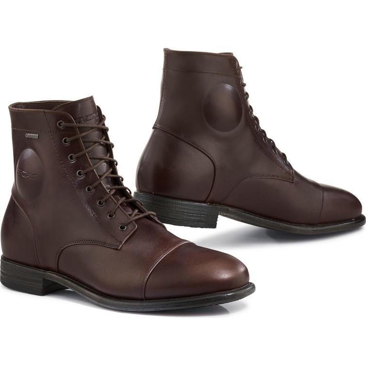 TCX Metropolitan Gore-Tex Leather Motorcycle Boots