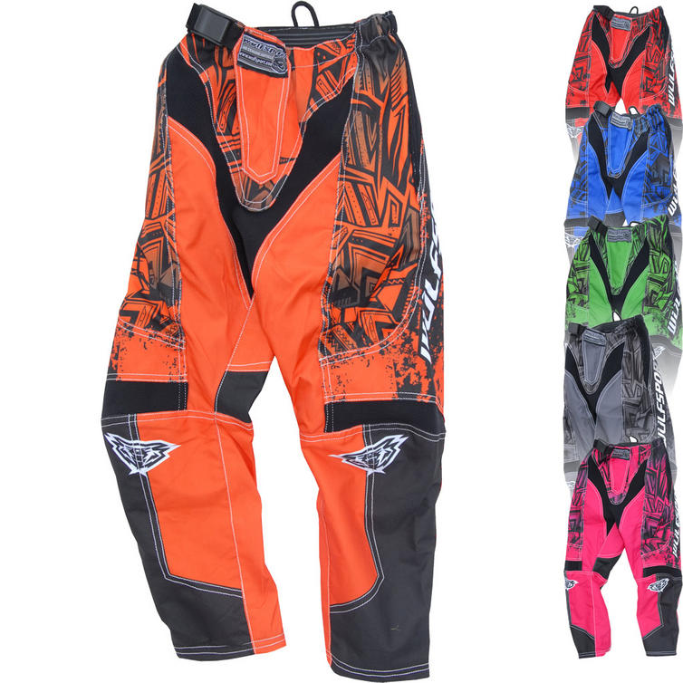 Wulf Aztec Cub Kids Motocross Pants