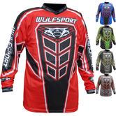 Wulf Axium Adult Motocross Jersey
