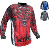 Wulf Aztec Adult Motocross Jersey
