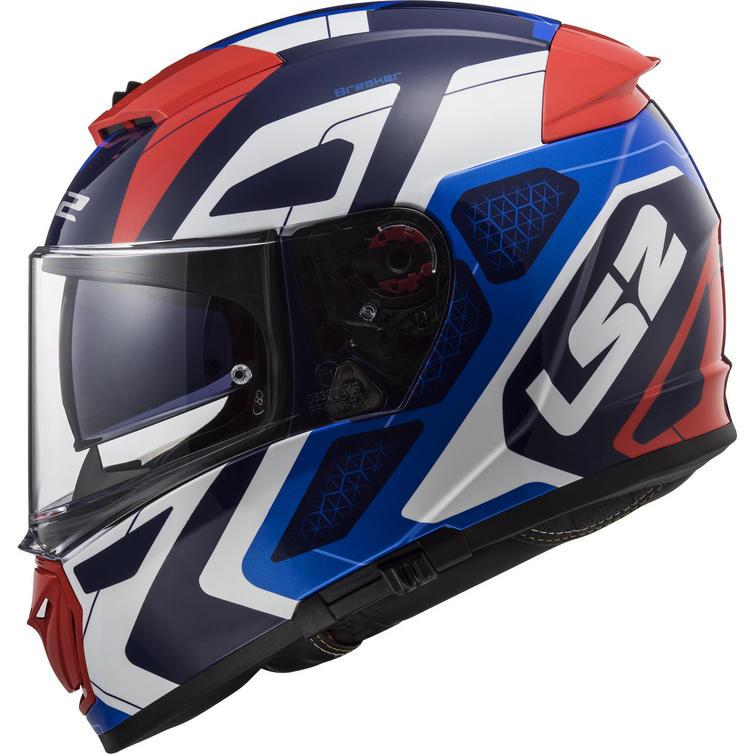 LS2 FF390 Breaker Android Motorcycle Helmet