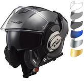 LS2 FF399 Valiant Jeans Motorcycle Helmet & FREE Visor