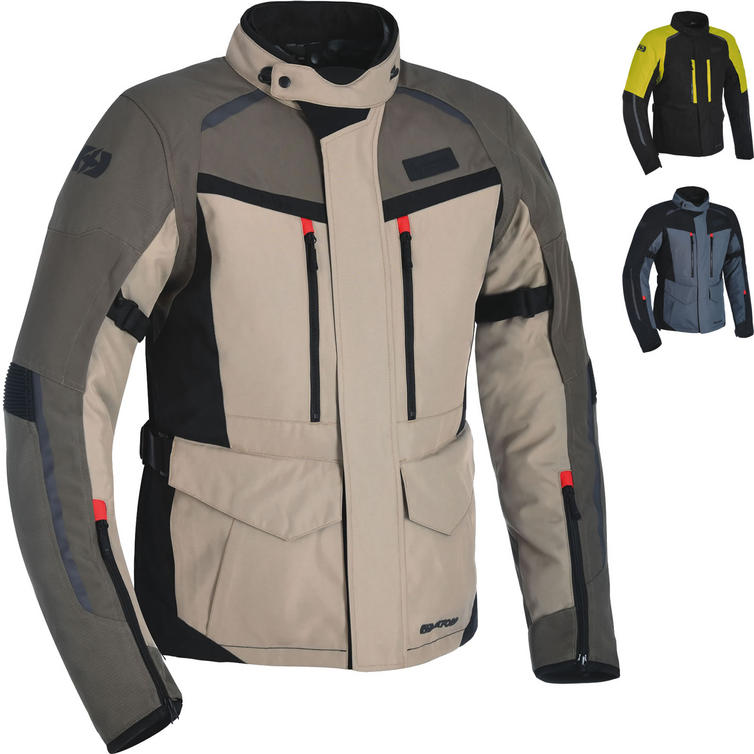 Oxford Continental Advanced Motorcycle Jacket