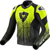 Rev It Quantum Air Leather Motorcycle Jacket