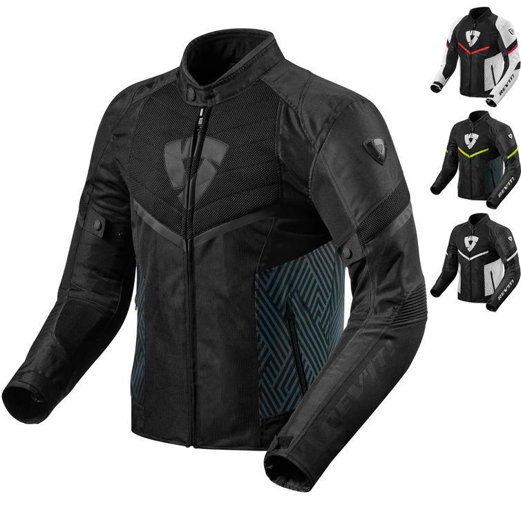 Rev It Arc Air Motorcycle Jacket