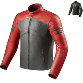 Rev It Prometheus Leather Motorcycle Jacket