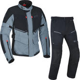 Oxford Mondial Advanced Motorcycle Jacket & Trousers Tech Grey/Tech Black Kit